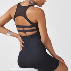 Fabletics Mesh Racerback Dress